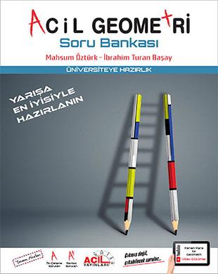 Acil Yayınları - Acil TYT AYT Geometri Soru Bankası