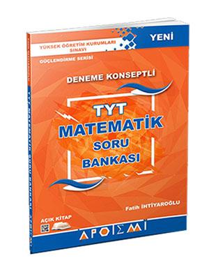 Apotemi Yayınları - Deneme Konseptli TYT Matematik Soru Bankası