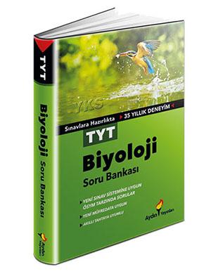 Aydın Yayınları - TYT Biyoloji Soru Bankası