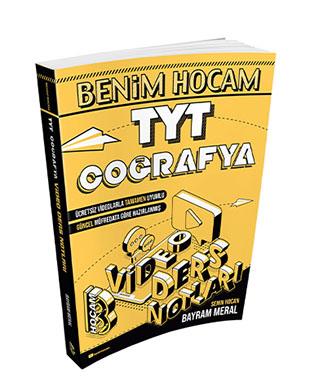 Benim Hocam Yayınları - TYT Coğrafya Video Ders Notları