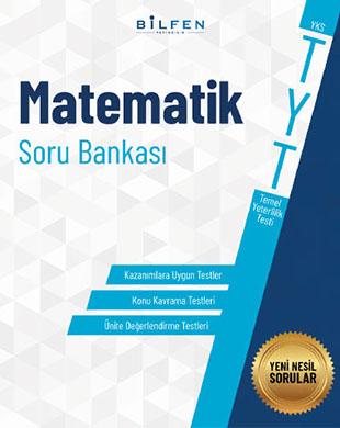 Bilfen Yayınları - TYT Matematik Soru Bankası