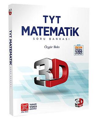 Çözüm Yayınları - 3D TYT Matematik Soru Bankası