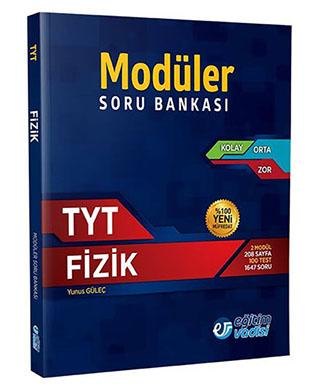 Eğitim Vadisi Yayınları - TYT Fizik Modüler Soru Bankası