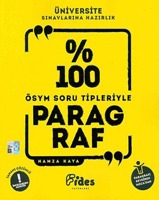 Fides Yayınları - %100 ÖSYM Soru Tipleriyle Paragraf