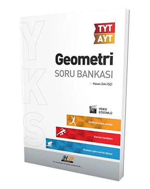 Hız ve Renk Yayınları - TYT AYT Geometri Soru Bankası