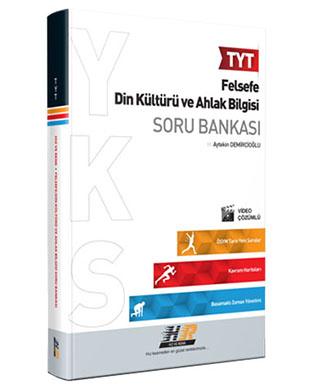 Hız ve Renk Yayınları - TYT Felsefe Din Kültürü ve Ahlak Bilgisi Soru Bankası