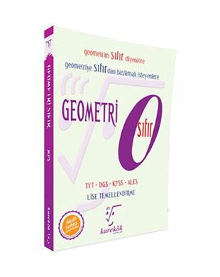 Karekök Yayınları - Geometri Sıfır
