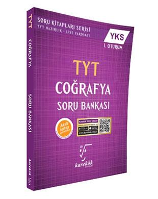 Karekök Yayınları - TYT Coğrafya Soru Bankası