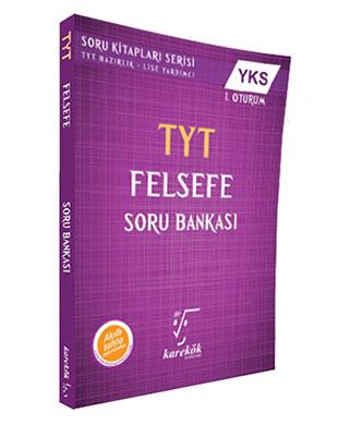 Karekök Yayınları - TYT Felsefe Soru Bankası