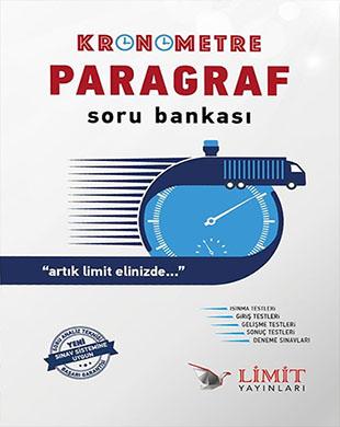 Limit Yayınları - Kronometre Paragraf Soru Bankası