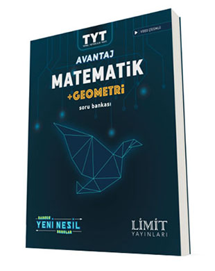 Limit Yayınları - TYT Avantaj Matematik Geometri Soru Bankası