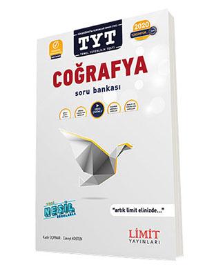 Limit Yayınları - TYT Coğrafya Soru Bankası