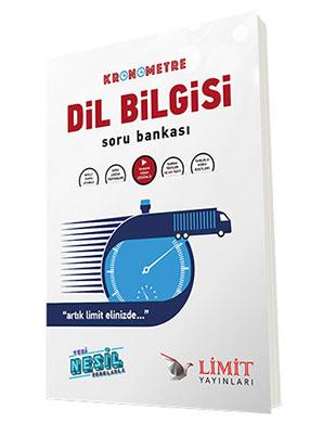 Limit Yayınları - TYT Kronometre Dil Bilgisi Soru Bankası