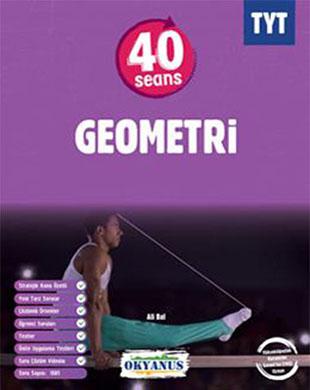 Okyanus Yayıncılık - 40 Seans TYT  Geometri