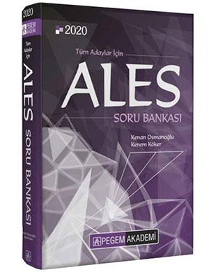 Pegem Akademi Yayıncılık - ALES Soru Bankası
