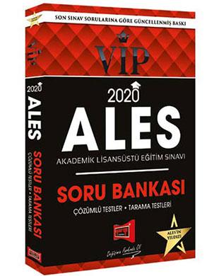 Yargı Yayınları - ALES VIP Soru Bankası